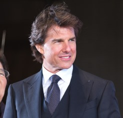 Tom Cruise, a famous Cancer man