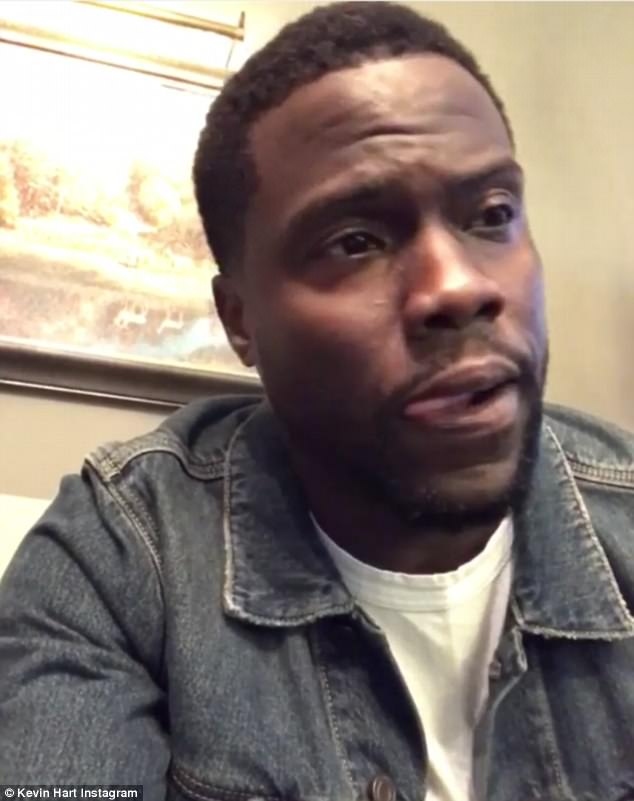 The FBI is investigating a multi-million dollar extortion attempt on Kevin Hart after he publicly apologized to his family in an Instagram video on Saturday for a