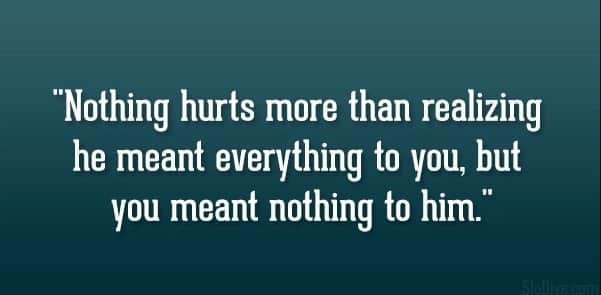 Sad quotes about love Hurting quotes Broken heart quotes